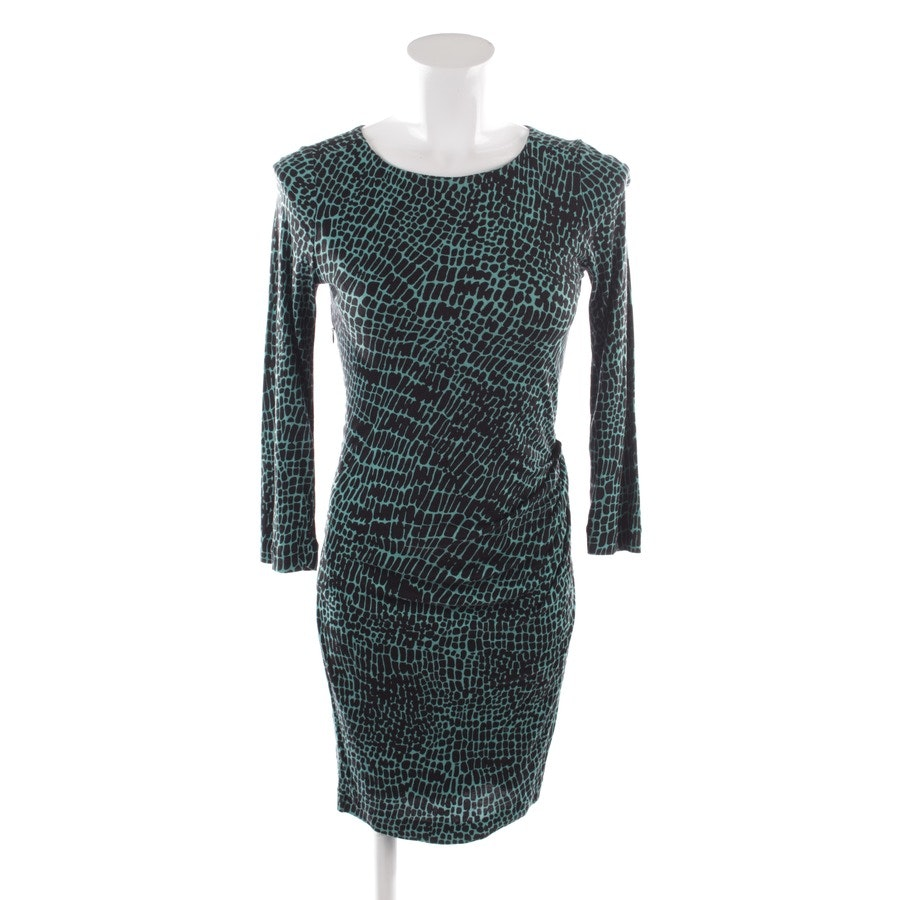 dress from Hugo Boss Black Label in mint green and black size XS
