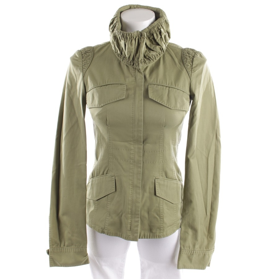 between-seasons jackets from Gucci in khaki size XS
