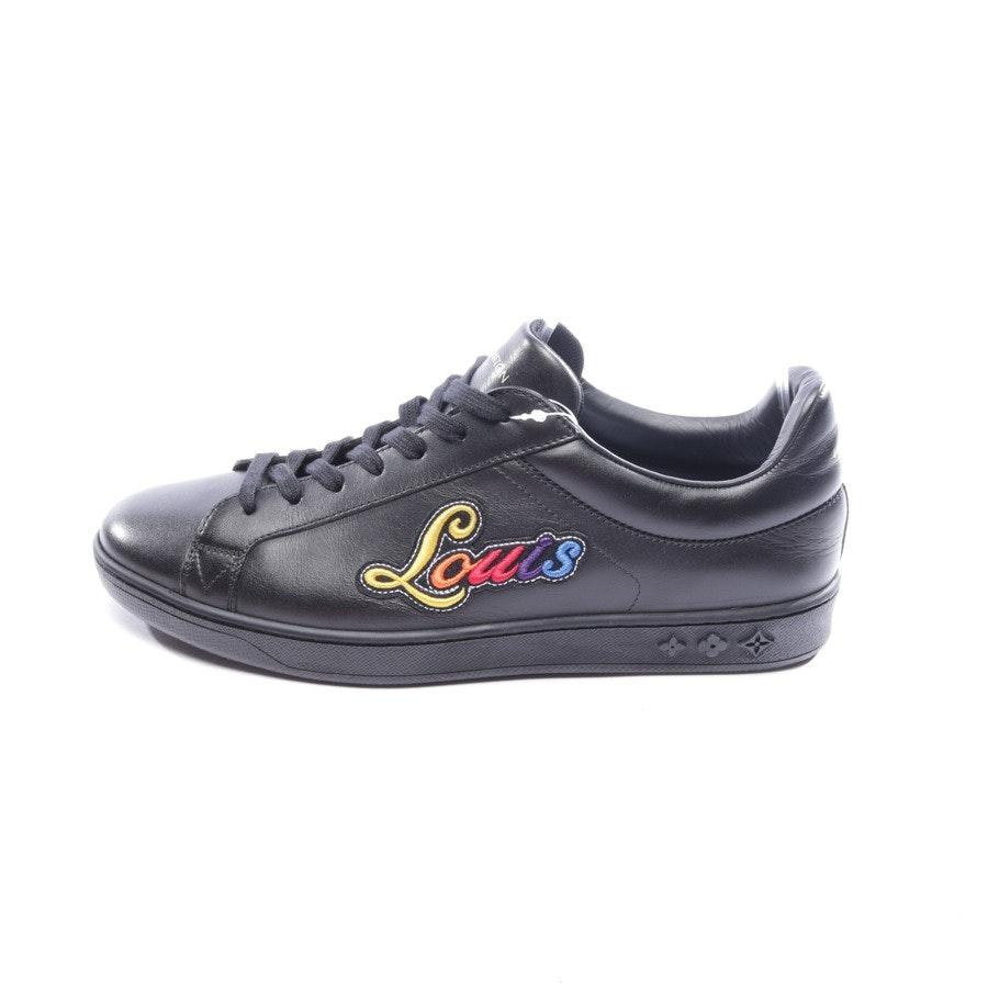 Sneaker von Louis Vuitton in Schwarz Gr. D 40 UK 6,5 - NEU