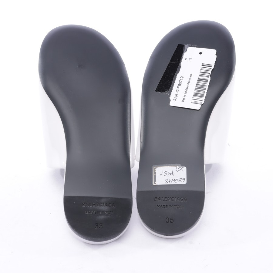 Sandals from Balenciaga in White size 35 EUR New