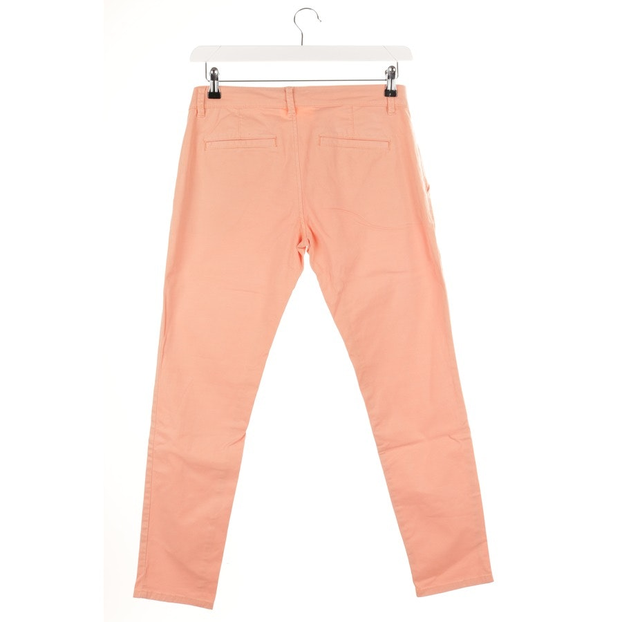 trousers from Stefanel in apricot size 36 IT 40