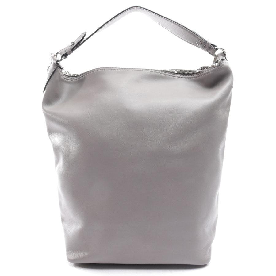 Schultertasche von Prada in Grau - Grace Lux