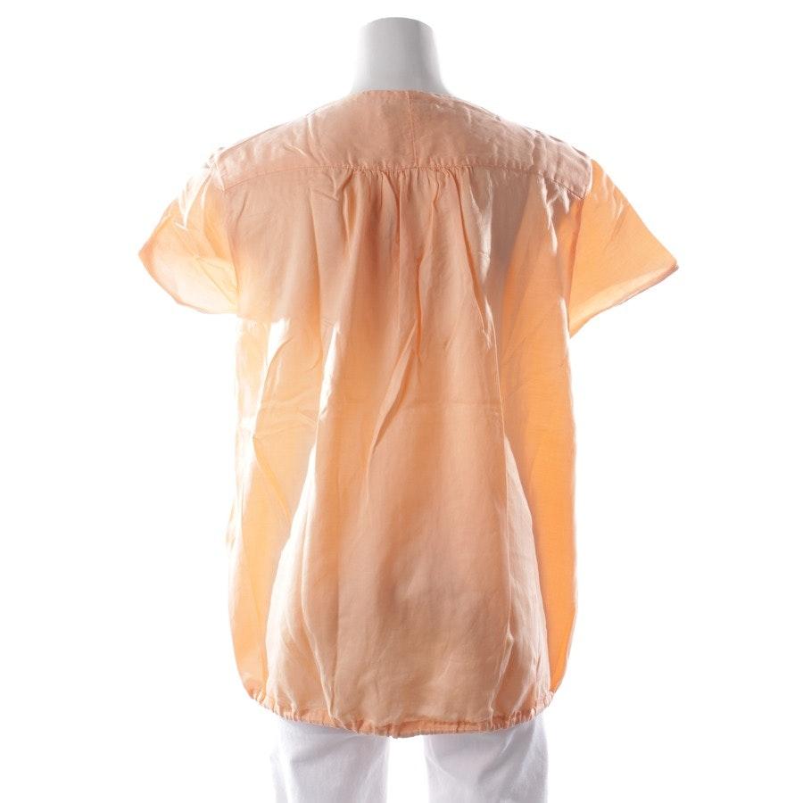 Bluse von 0039 Italy in Apricot Gr. S - Seidenanteil