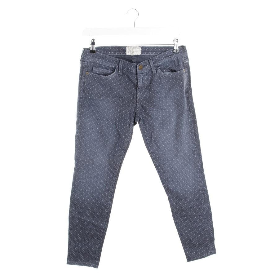 Jeans von Current/Elliott in Blau und Weiß Gr. W29