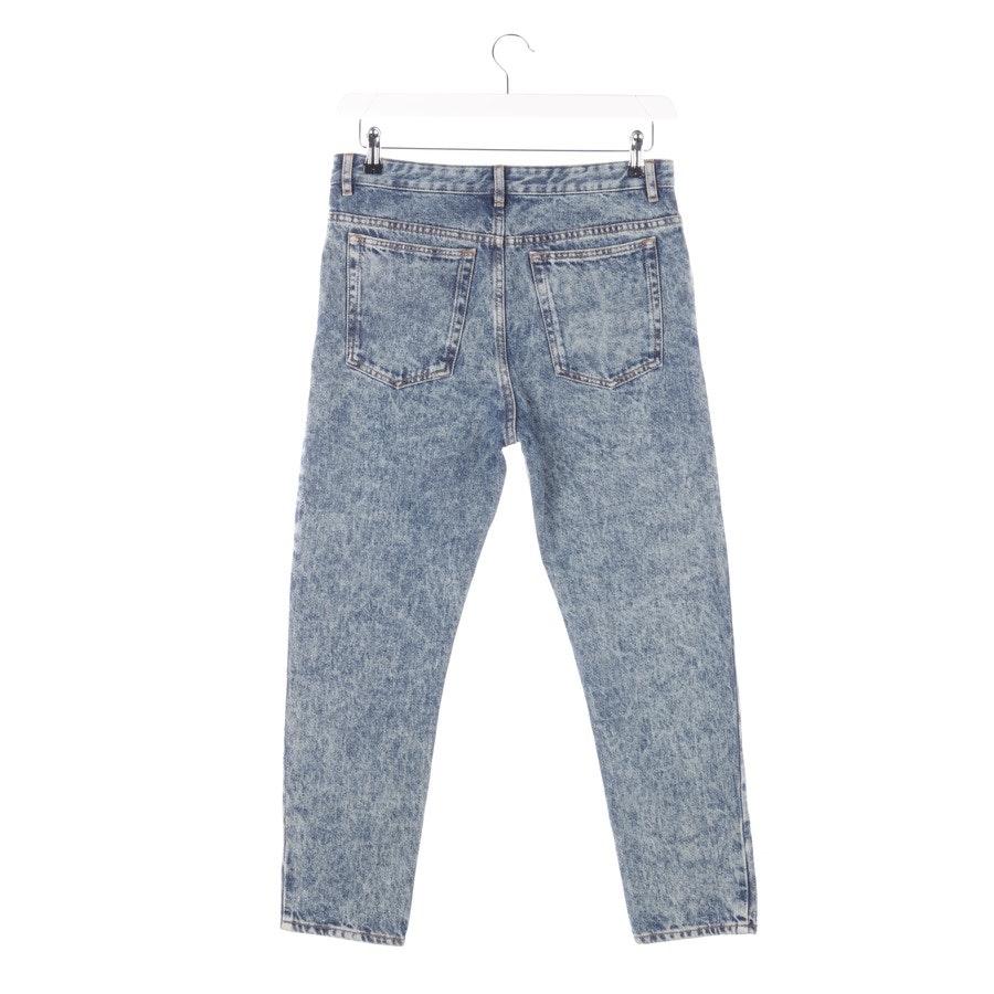 Jeans von Isabel Marant Étoile in Blau Gr. 34 FR 36 Neu