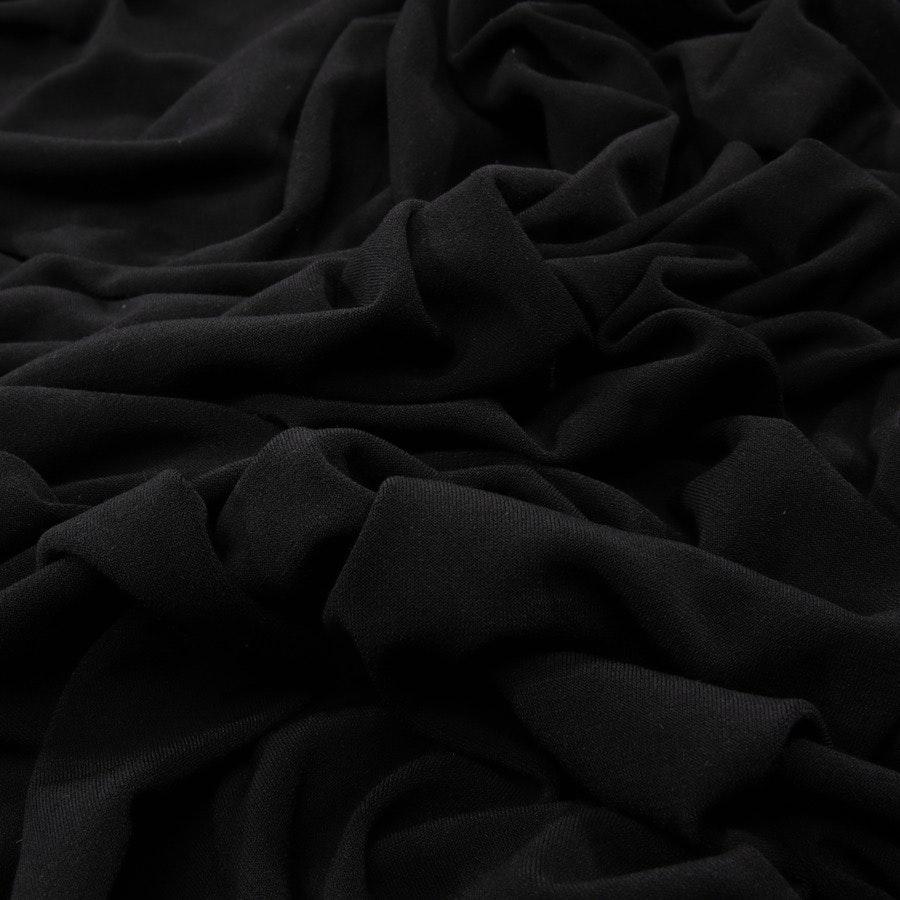 Seidenkleid von Diane von Furstenberg in Schwarz Gr. 34 US 4