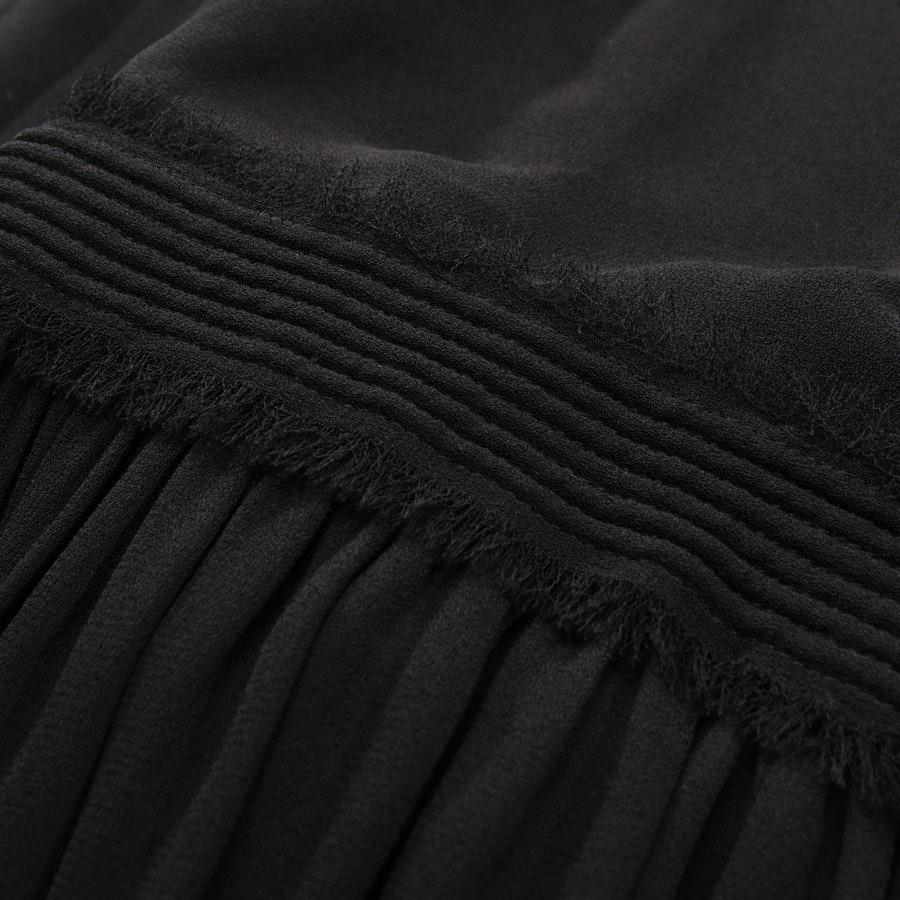 Strickkleid von Saint Laurent in Schwarz Gr. 36 FR 38