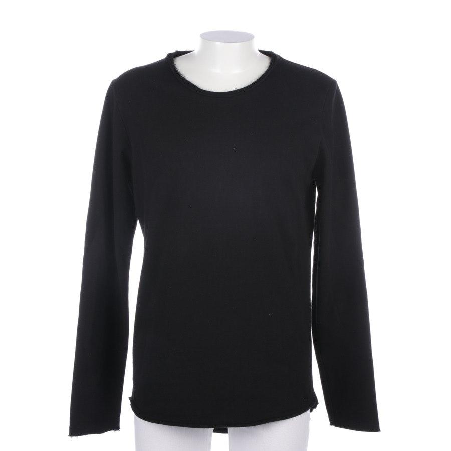 Sweatshirt von Tigha in Schwarz Gr. M