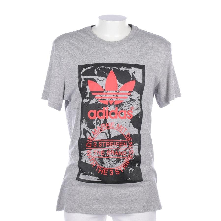 T-Shirt von Adidas in Hellgrau Gr. 50