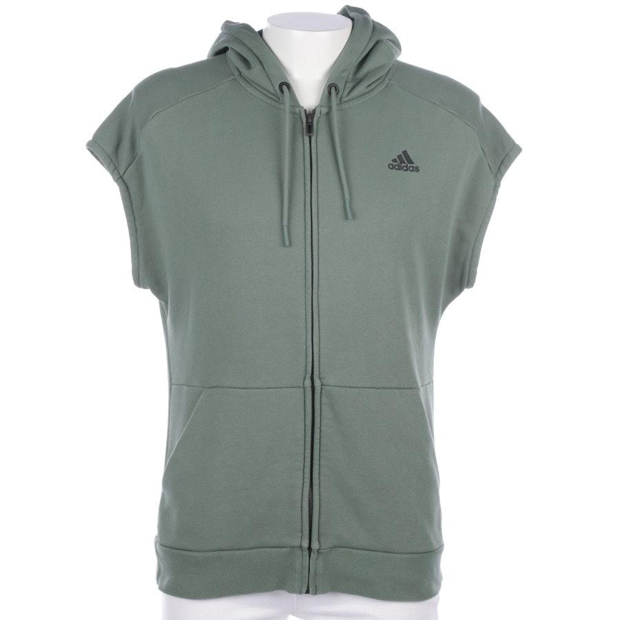 Weste von Adidas in Grün Gr. 54