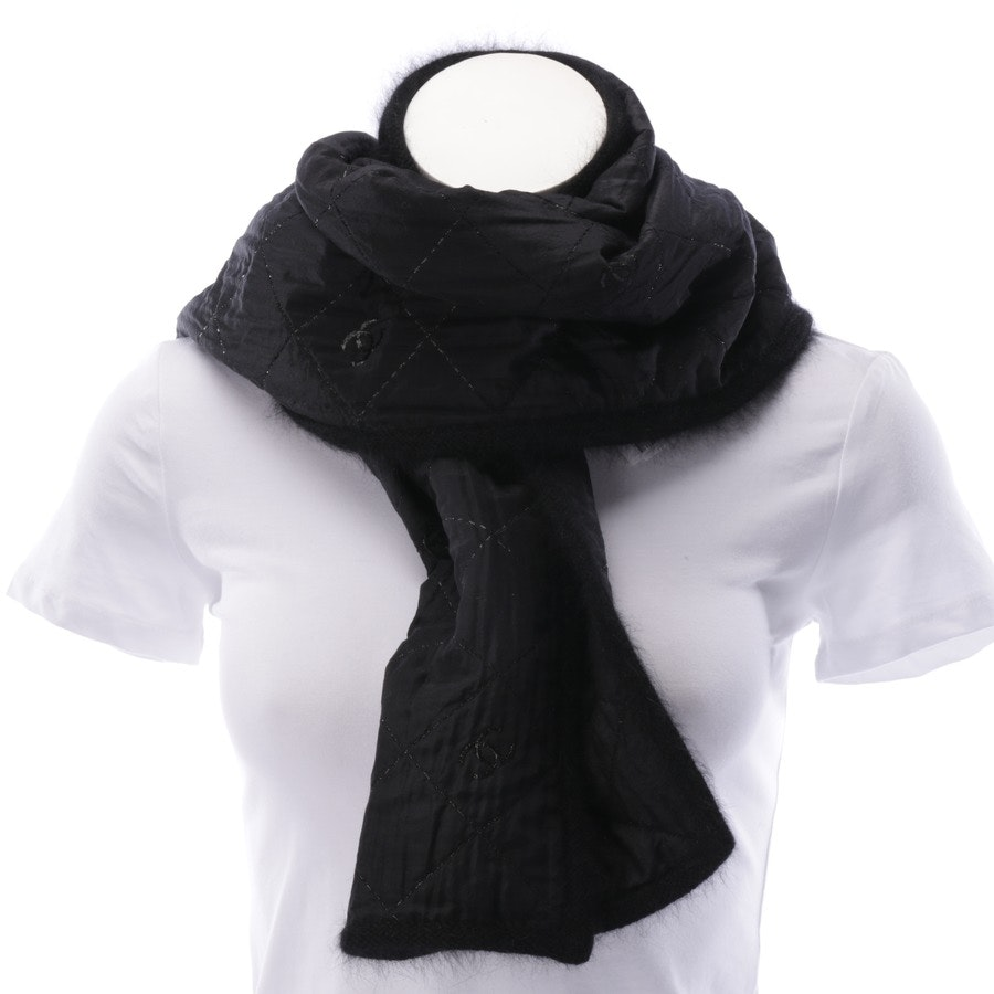 Big Scarf from Chanel in Black