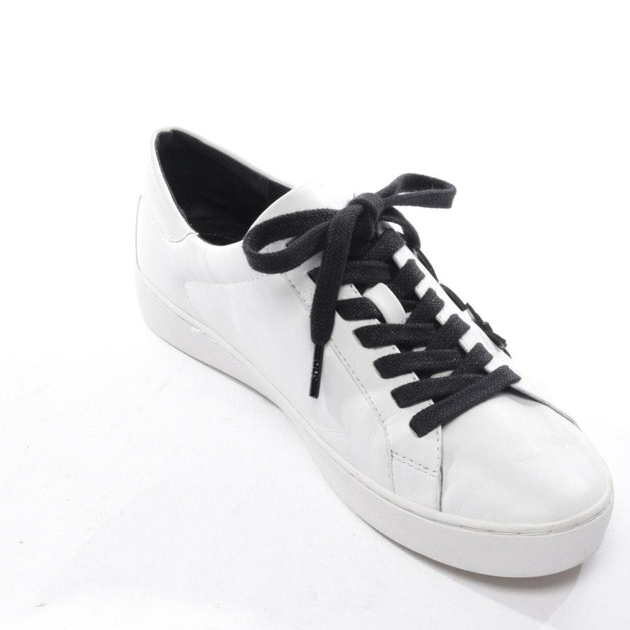 Sneaker von Michael Kors in Weiß und Schwarz Gr. D 40,5