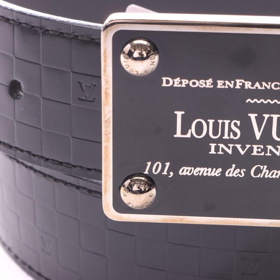 Belt from Louis Vuitton in Black size 95 cm Neu