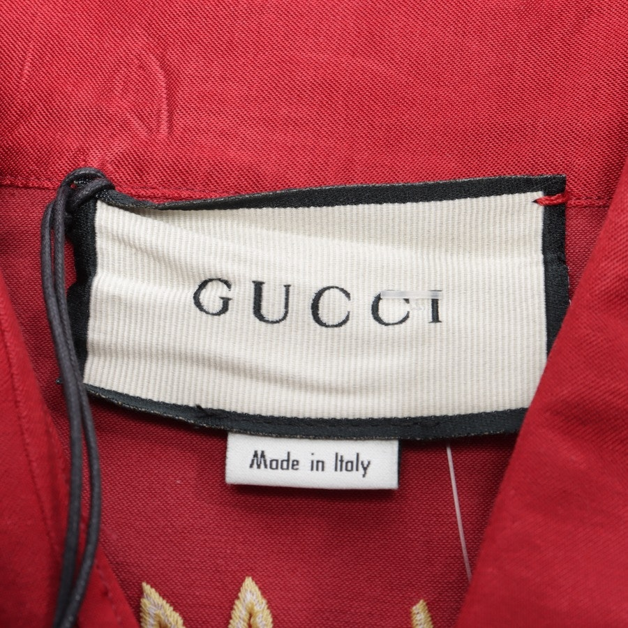 casual shirt from Gucci in Red size 40 IT 46 Neu