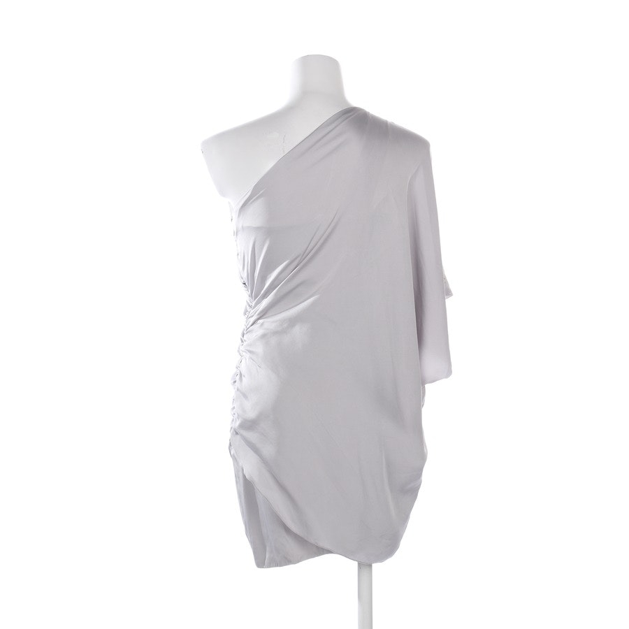 dress from Chanel in silver size 34 FR 36