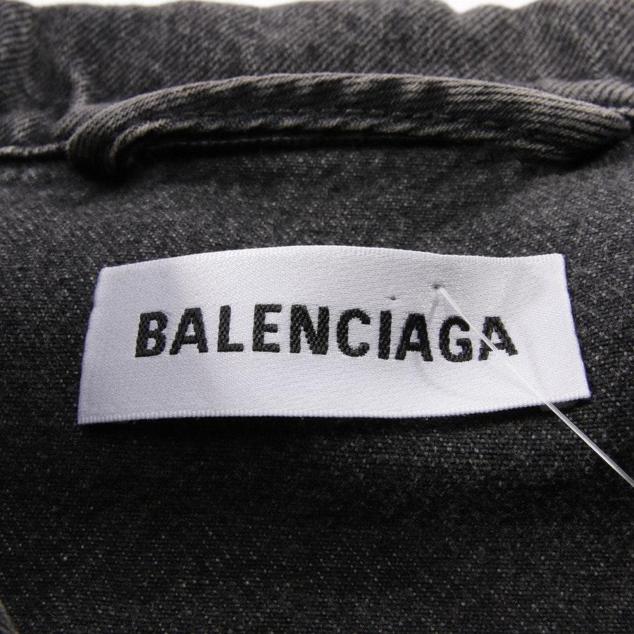 Between-seasons Coat from Balenciaga in Gray size 36 FR 38