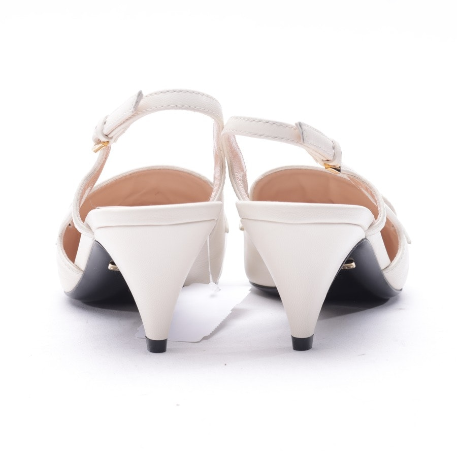 Slingbacks from Gucci in Beige size 36 EUR New