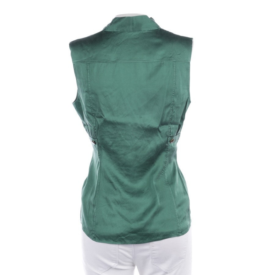 Silk Top from Gucci in Green size 34 IT 40