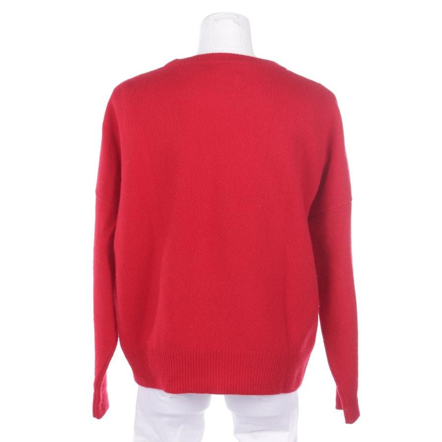 Pullover von Zadig & Voltaire in Rot und Schwarz Gr. XS Kaschmir