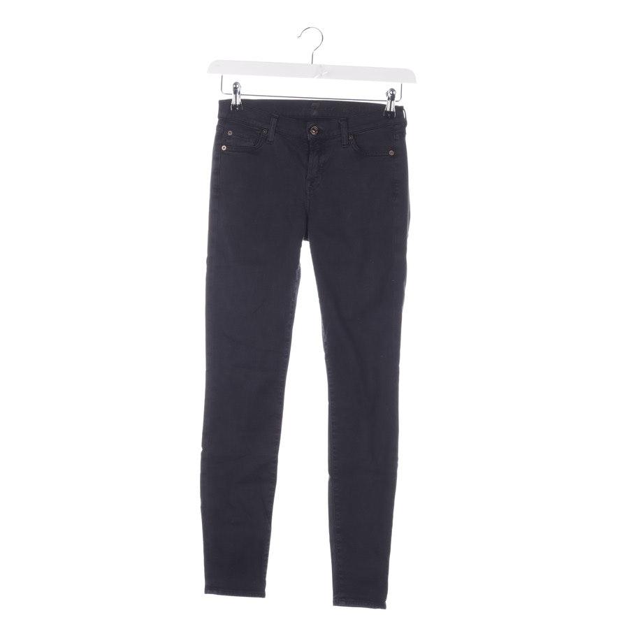 Jeans von 7 for all mankind in Schwarz Gr. W26
