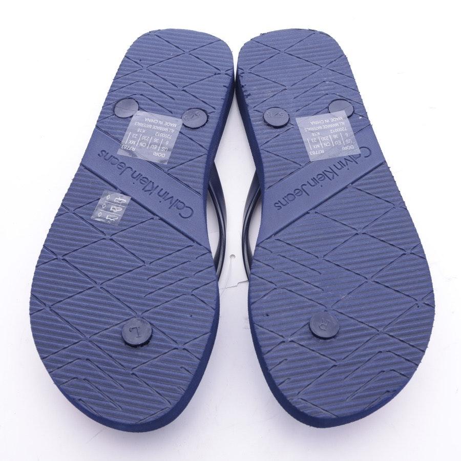 Sandalen von Calvin Klein in Mehrfarbig Gr. 36 EUR Neu