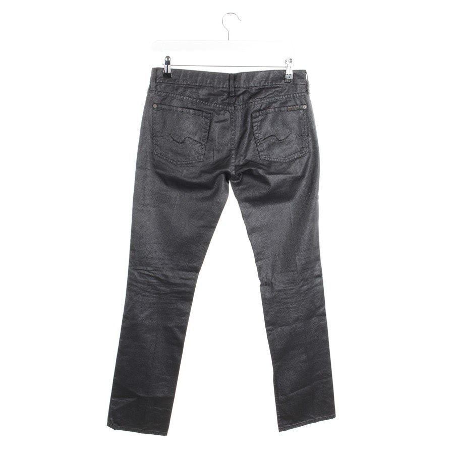 Jeans von 7 for all mankind in Dunkelblau Gr. W29
