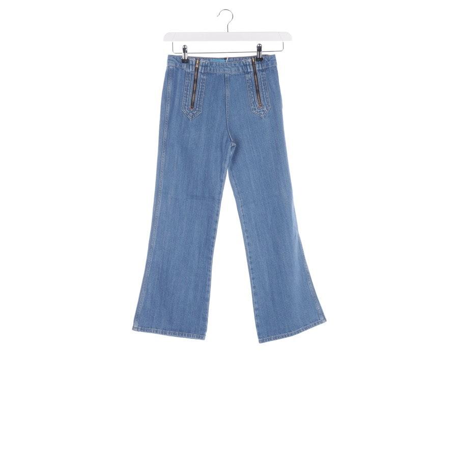 Jeans von MiH in Blau Gr. XS Neu