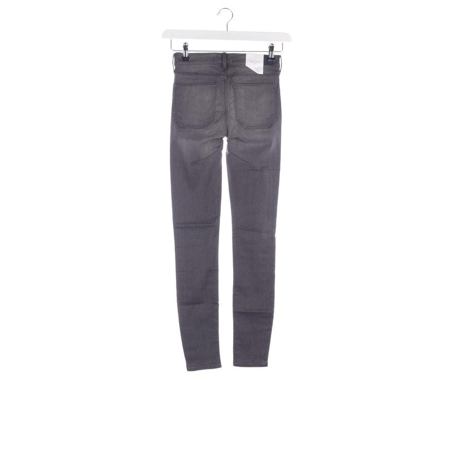 Jeans von MiH in Grau Gr. W24 Neu