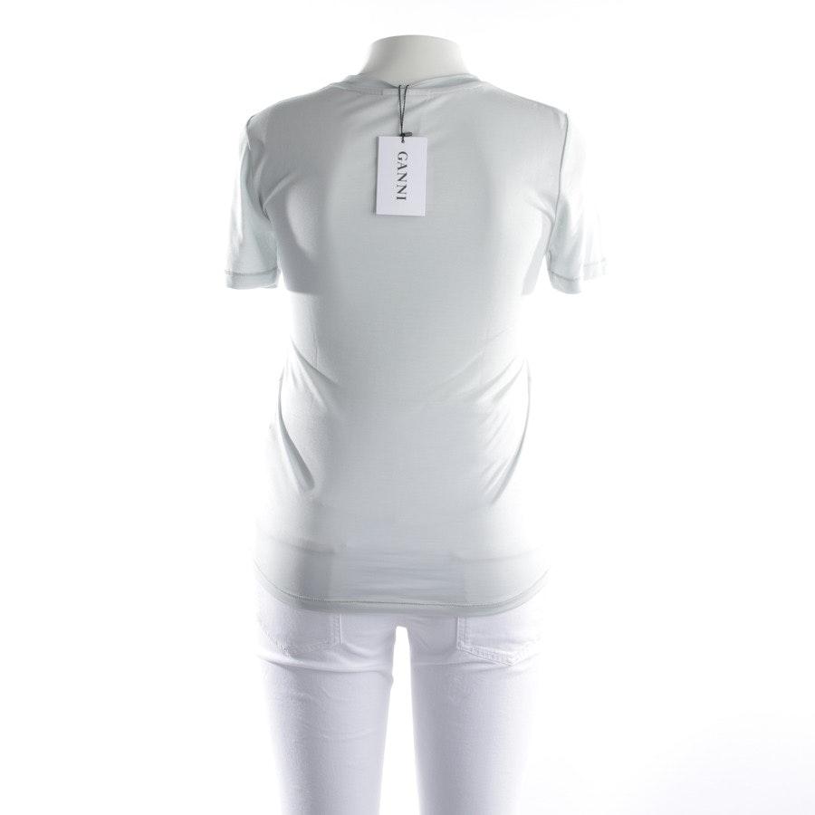 Shirt von Ganni in Mintgrün Gr. L - NEU mit Etikett