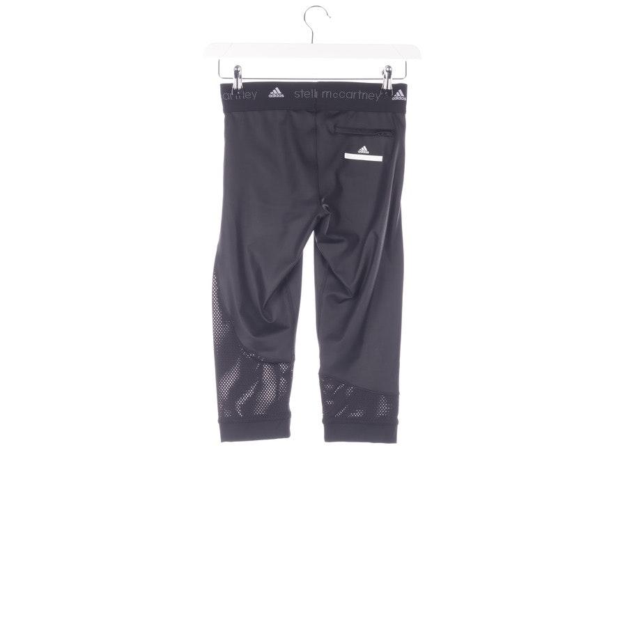 Hose von Adidas by Stella McCartney in Schwarz Gr. S