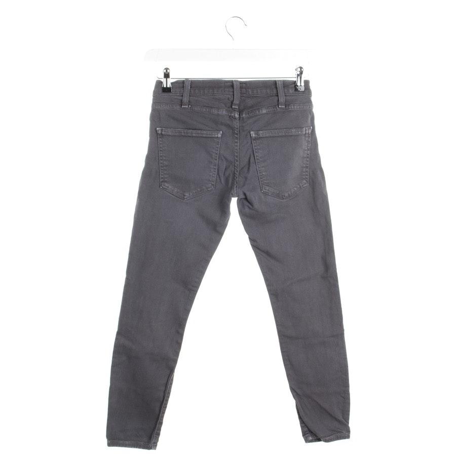 Jeans von Current/Elliott in Grau Gr. W26
