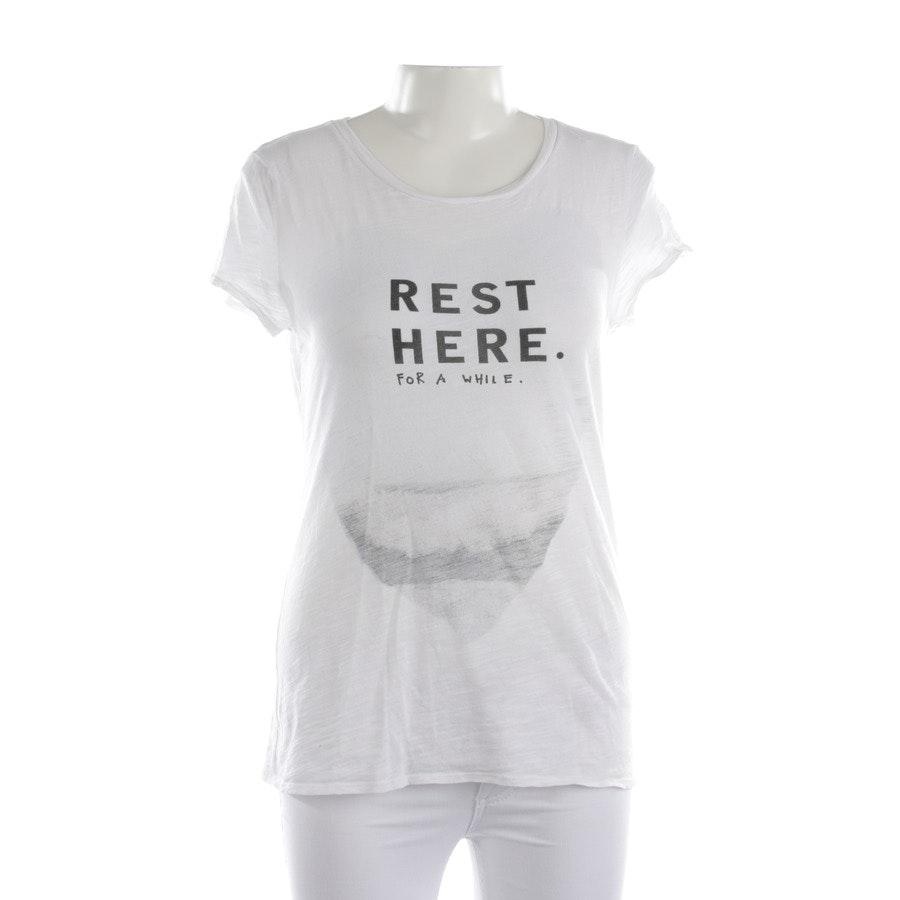 T-Shirt von Marc O'Polo in Weiß Gr. M