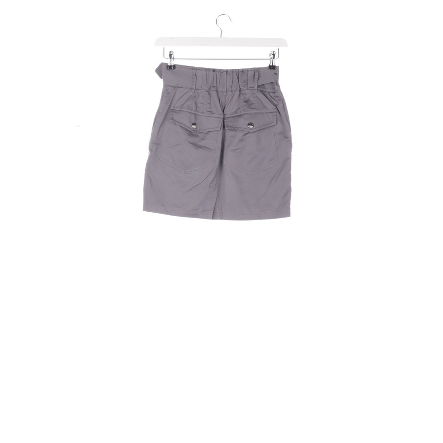 Skirt from Burberry Brit in Gray size 32 UK 6