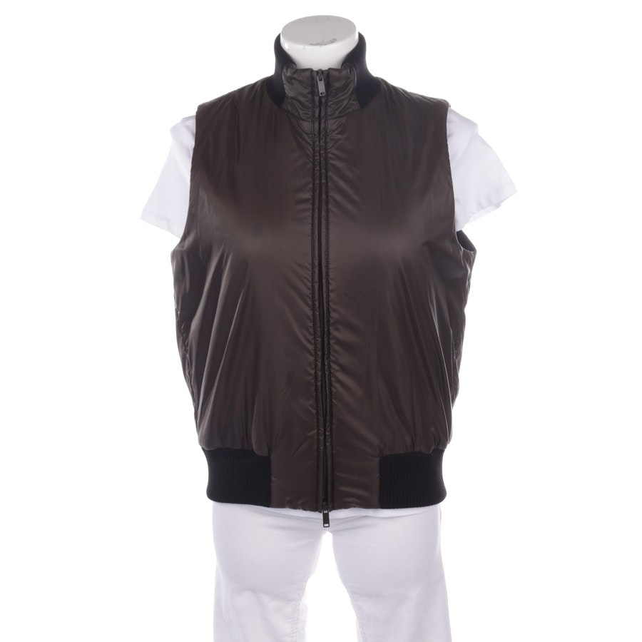 Vest from Gucci in Brown size 38 IT 44