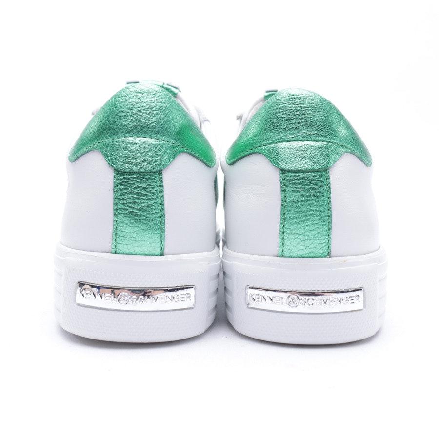 Sneakers von Kennel & Schmenger in Weiß Gr. 38 EUR UK 5 Neu