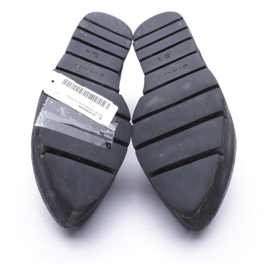 Loafers von Vic Matié in Silber Gr. 39,5 EUR