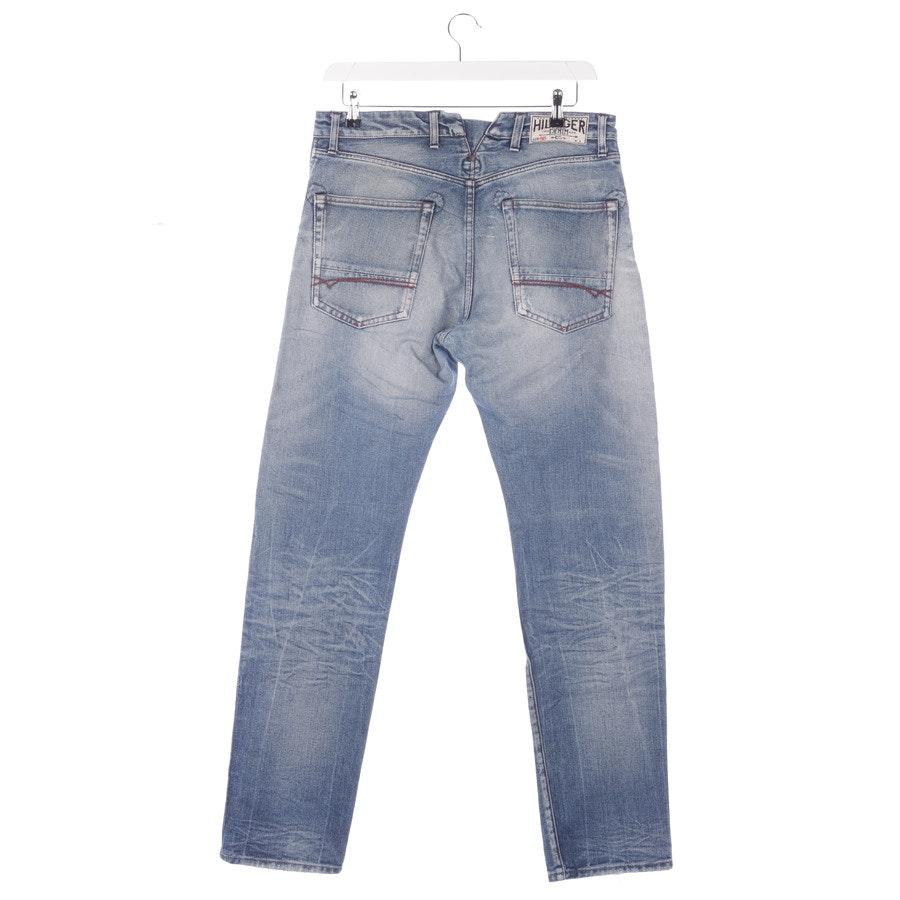 Jeans von Tommy Hilfiger Denim in Hellblau Gr. W34