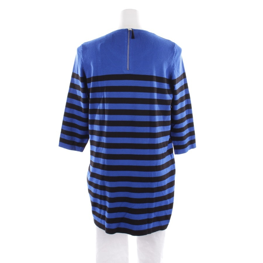 knitwear from Oui in blue and black size 38