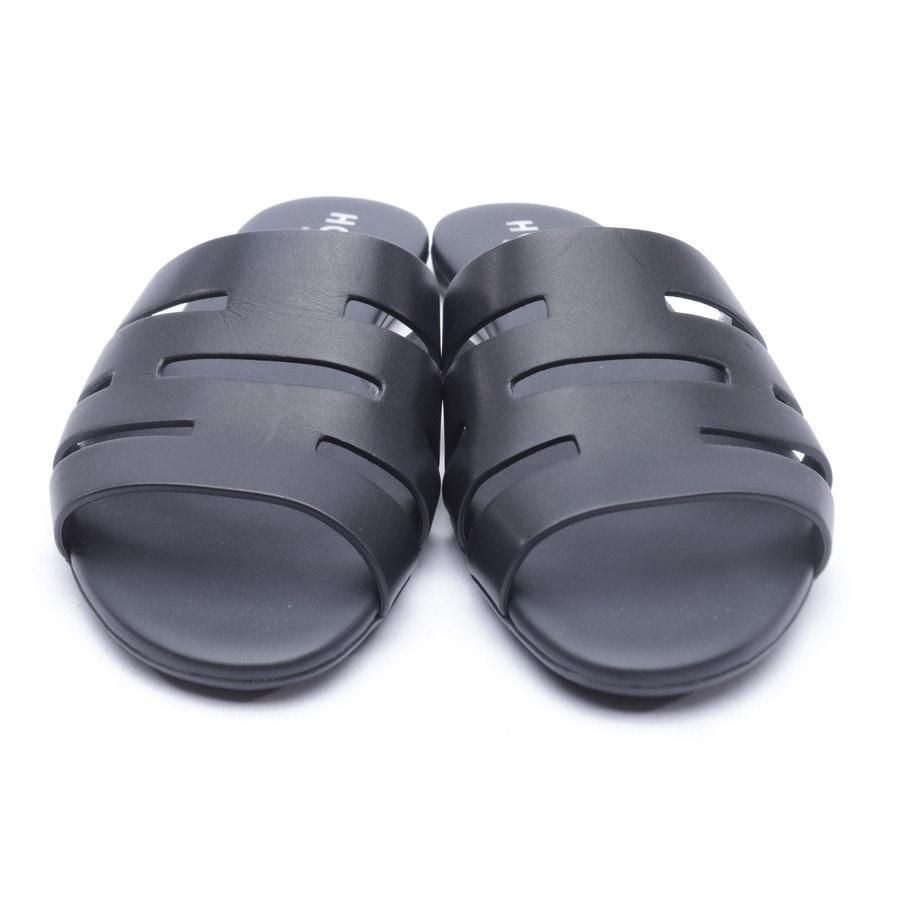 Sandalen von Hogan in Schwarz Gr. 36 EUR Neu