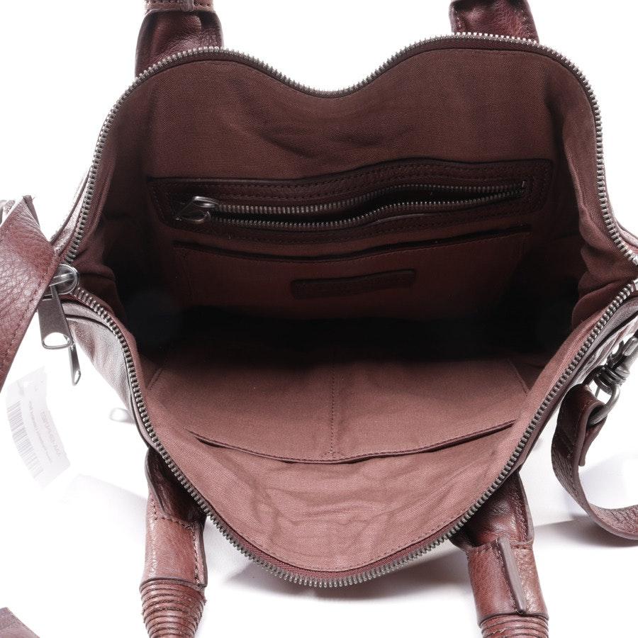 Handtasche von Liebeskind Berlin in Braun