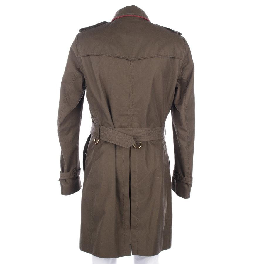 between-seasons jacket / coat from Burberry in Darkolivegreen size 46 IT 52