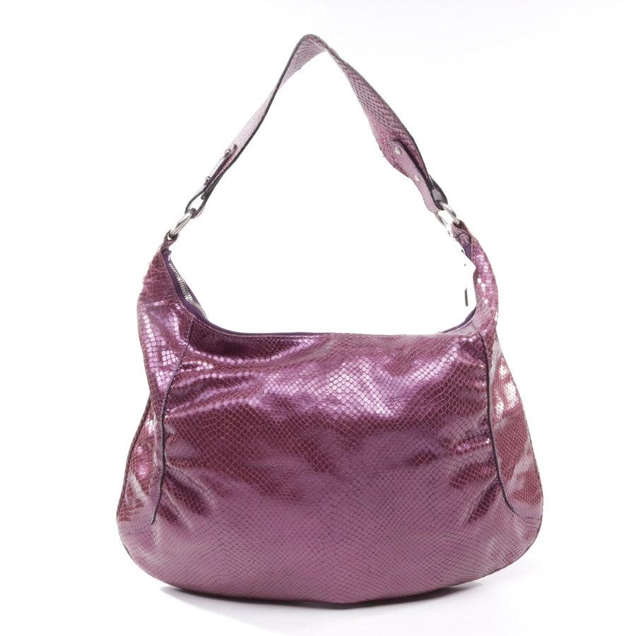 Shoulder Bag from Burberry in Magenta