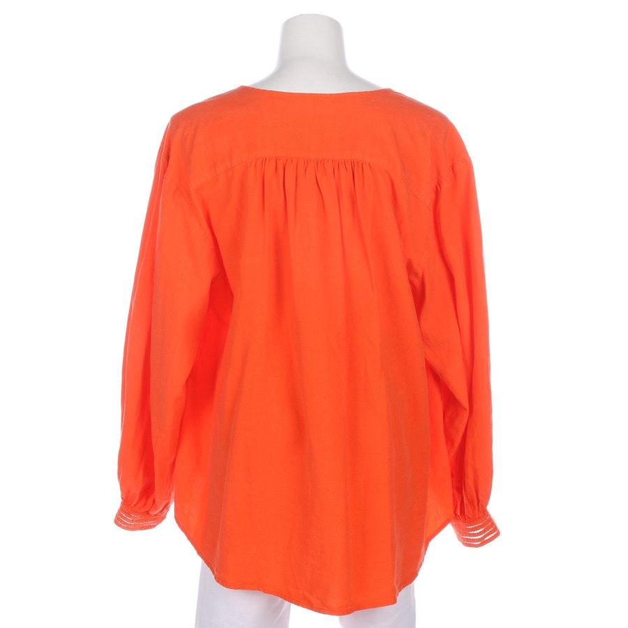 Blusenshirt von IVI collection in Orange Rot Gr. L