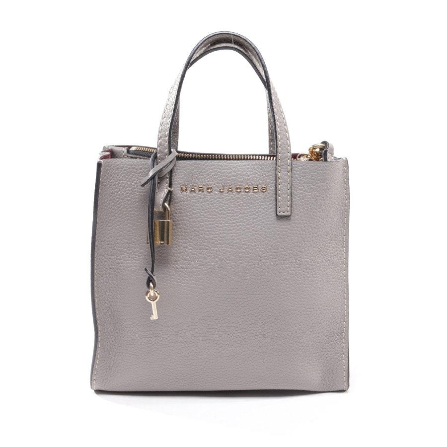 Handtasche von Marc Jacobs in Grau Neu