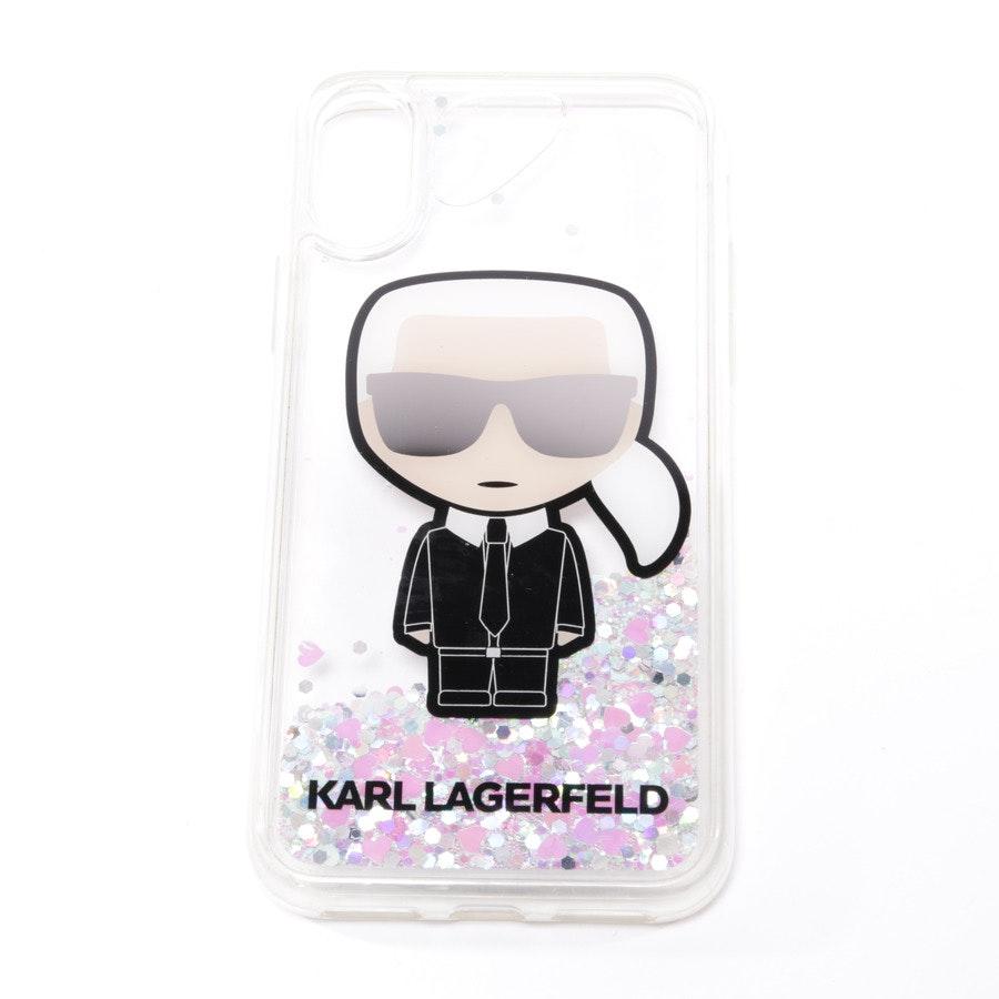 Handyhülle von Karl Lagerfeld in Mehrfarbig