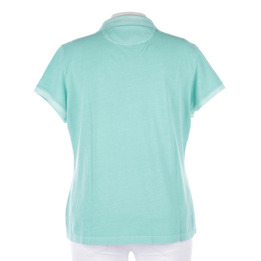 Poloshirt von Gant in Aquamarin Gr. 2XL Neu