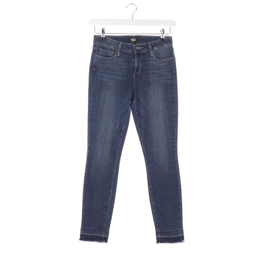 Jeans von Paige in Marine Gr. W27