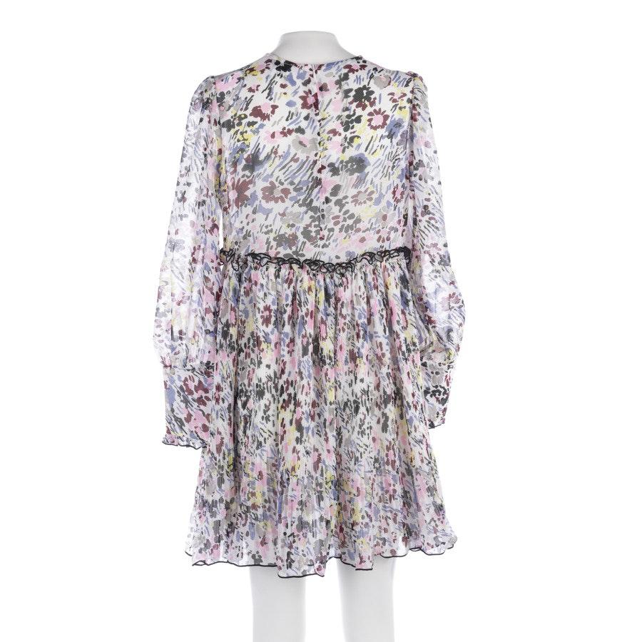 Kleid von Ganni in Mehrfarbig Gr. 36