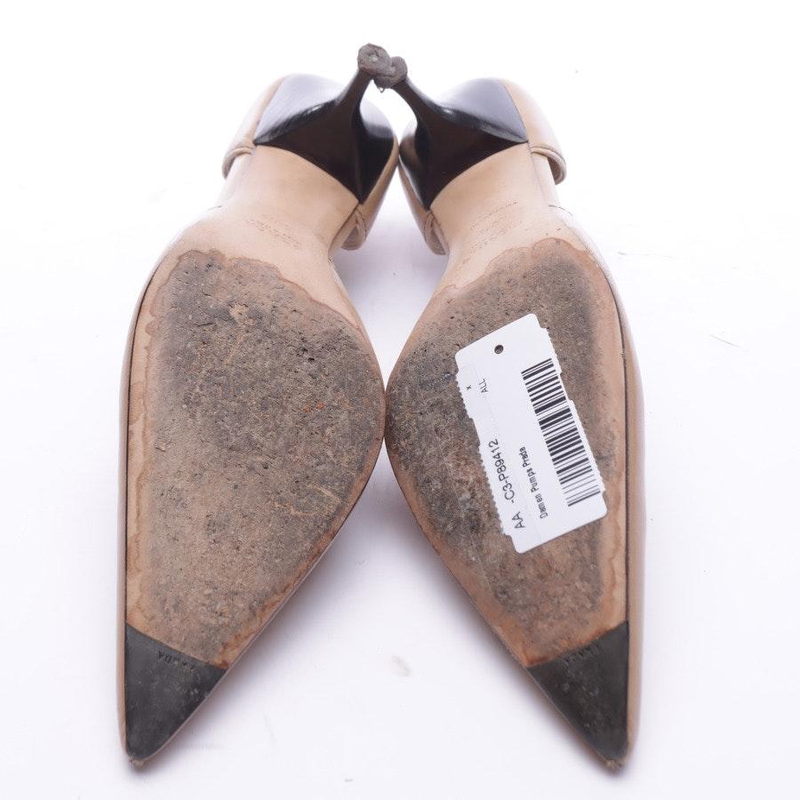 High Heels from Prada in Tan size 40,5 EUR