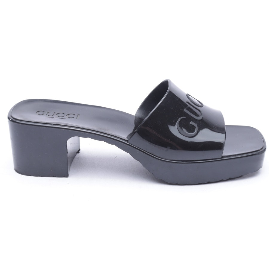 Heeled Sandals from Gucci in Black size 39 EUR